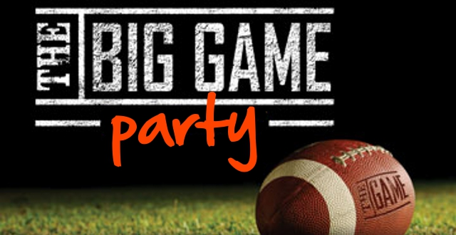 big-game-party